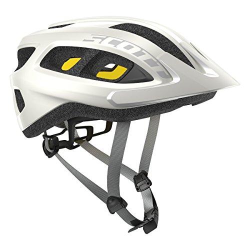 Scott Supra Plus Helmet White, One Size