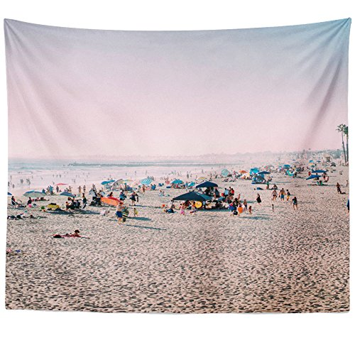 (Westlake Art - Beach Sand - Wall Hanging Tapestry - Picture Photography Artwork Home Decor Living Room - 68x80 Inch (271B-9D497))