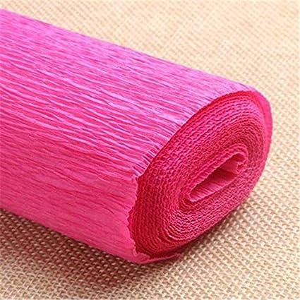 Amazon 2pcs 250x50cmsheet crepe paper streamers crepe paper 2pcs 250x50cmsheet crepe paper streamers crepe paper for flower making crepe paper mightylinksfo