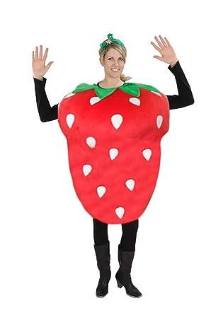 Erdbeere Kostum Karneval Fasching Motto Party Frucht Amazon De