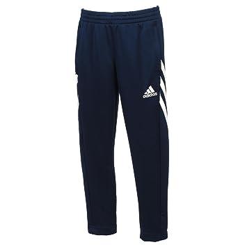 f81007c25c323 Adidas - Sere14 entrainement jr - Pantalon joueur - Bleu marine   bleu nuit  - Taille