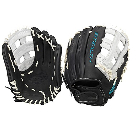 *Easton FASTPITCH A130649RHT STEALTH FASTPITCH STFP1275BKWH RHT 12.75 IN