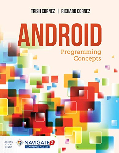 Android Programming Concepts