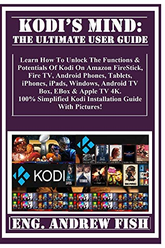 KODI'S MIND: The Ultimate User Guide:  Learn How To, used for sale  Delivered anywhere in USA