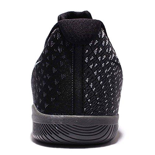 Nike Mens Mamba Istinto Ep, Grigio Scuro / Nero / Grigio Lupo Grigio Scuro / Nero / Lupo Grigio