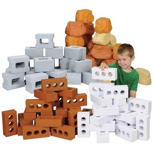 None Brick, Blocks, and Rock Builders ()