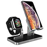 BENTOBEN Cell Phone Stand Compatible with Apple Watch iPhone Android Phone iPad Tablet