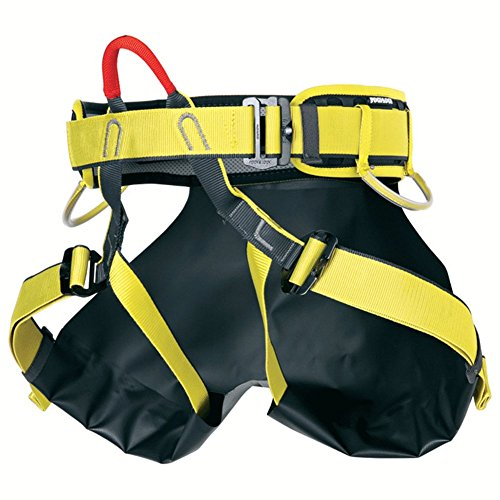 Singing Rock Canyon XP Harness-Yellow/Black-Small (Singing Rock Harness compare prices)