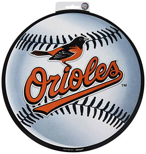 fan products of Baseball Dream Baltimore Orioles Cutouts Wall Decoration, Cardstock, 12