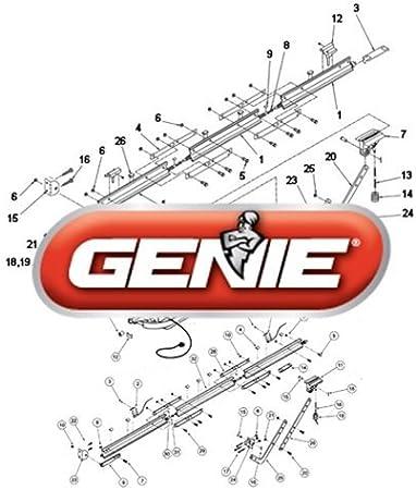 31057R Genie Opto-Luctor Garage Door Opener Operator 31057R.S