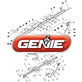Genie 36605A.S Pulley Assy Belt