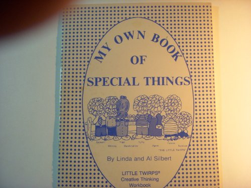 My own book of special things (Little Twirps creative thinking workbook)