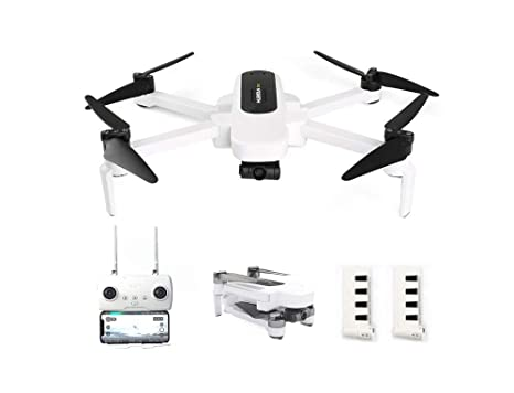 QHJ para Hubsan Zino H117S Dron Plegable 4 K Cámara con 3 Ejes ...
