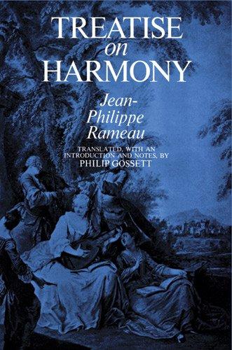 Treatise on Harmony (Dover Books on Music) [Jean-Philippe Rameau] (Tapa Blanda)