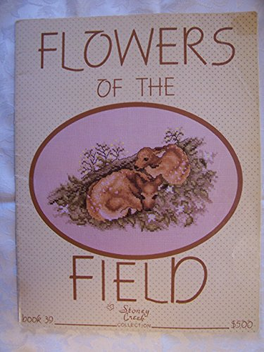 Flowers of the Field (Book 39) Cross Stitch Patterns Book