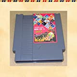 400in1 High quality 72Pins 8 bit NES Game Cartridge not repeat games