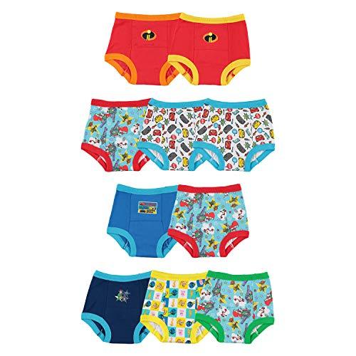 Disney Pixar Toddler Boy Potty Training Pant Multipacks Unisex-Baby Baby en peuter Trainingsondergoed