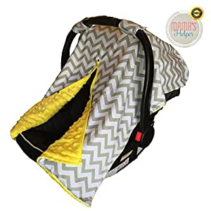 baby car seat covers baby gifts gear carseat canopy cover blanket for infant. Black Bedroom Furniture Sets. Home Design Ideas
