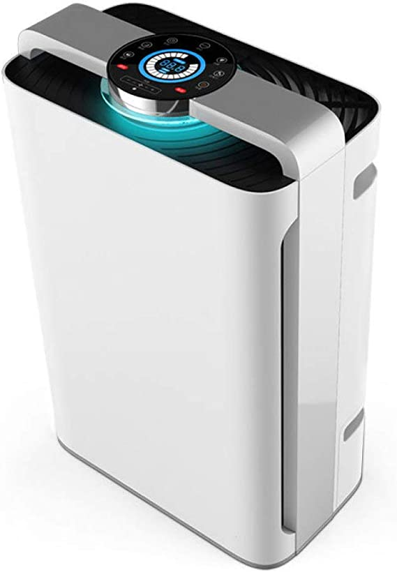 Lnyy Purificador de Aire de anión de energía cuántica Aire purificador purificador pequeño Aparato eléctrico: Amazon.es: Hogar