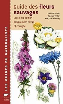 Guide des fleurs sauvages par Fitter