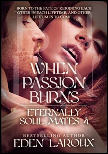 When Passion Burns (Eternally Soul Mates Book 4)