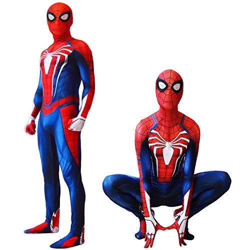PS4 Spiderman Costume Kids Spider-Man Suit PS4 Insomniac