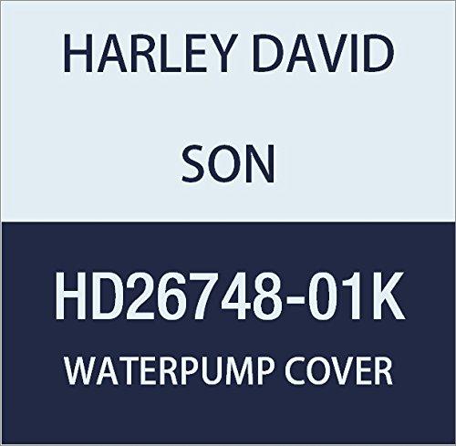 ハーレーダビッドソン(HARLEY DAVIDSON) WATERPUMP COVER, CHROME HD26748-01K   B01M5EWD6A