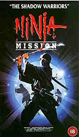 Amazon.com: The Ninja Mission [VHS]: Krzysztof Kolberger ...