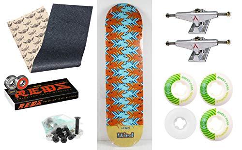 Blind Skateboard Pro Complete Rider Stock D2 Sewa Kroetkov 8.0