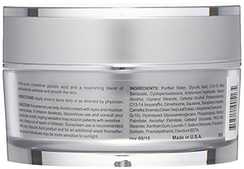 Glycolix Elite 15% Glycolic Acid Facial Cream , 1.6 oz