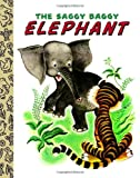 img - for The Saggy Baggy Elephant (Little Golden Treasures) book / textbook / text book