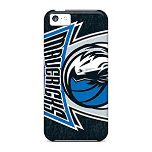 High-quality Durable Protection Cases For Iphone 5c(dallas Mavericks)
