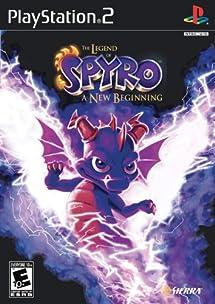 Amazon com: Legend of Spyro: A New Beginning - PlayStation 2: Artist