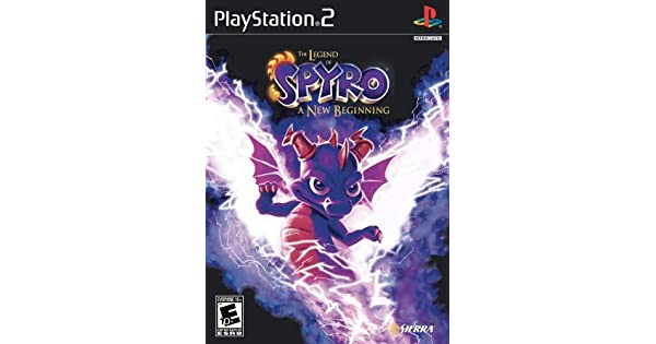 a48a9fcc53d Amazon.com  Legend of Spyro  A New Beginning - PlayStation 2  Artist Not  Provided  Video Games