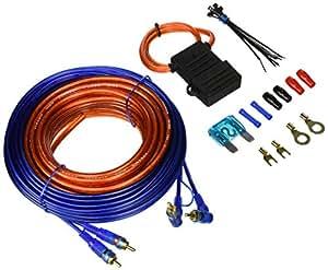 pyramid pbin3 1000 watt 20 feet amplifier installation wiring kit amazon ca electronics Volkswagen Complete Wiring Kit 1000 Farad Capacitor