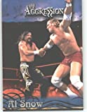 2003 Fleer WWE Aggression #21 Al Snow - Wrestling Trading Card