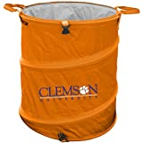 Collegiate NCAA Trash Can NCAA Team: Clemson