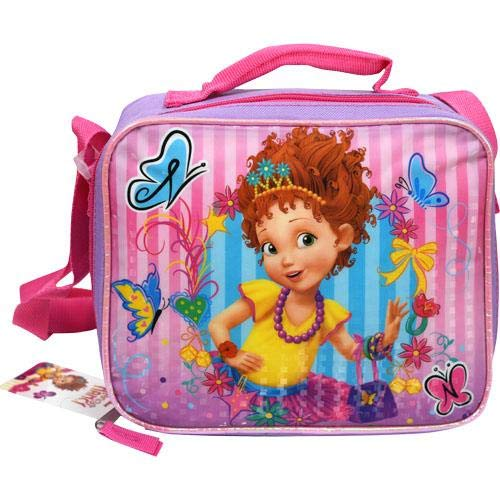 Bag Fancy - Disney Fancy Nancy Soft Insulated Lunch bag, Pink, 5