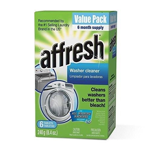 Affresh Washer Machine Cleaner, FamilyPackage 3Pack ( 18-Tablets Total)