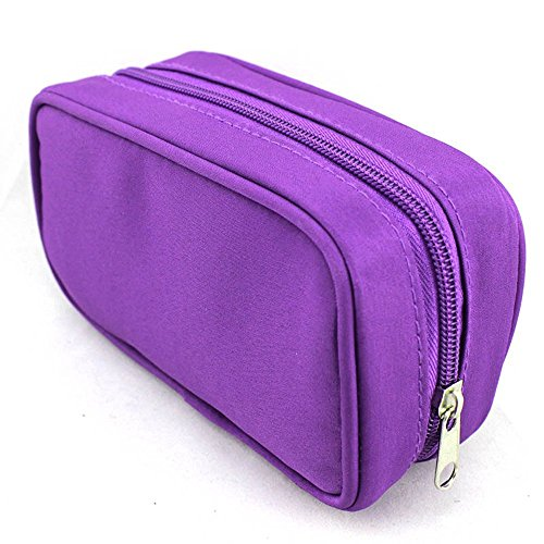 Aceite Esencial Carrying Case – Calidad Premium: Holds 10 doTERRA, Young Living, & Plant Terapia Botellas – Tamaño...