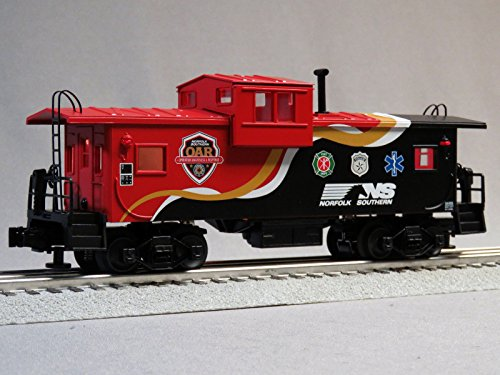LIONEL NS First Responders Illuminated Caboose #84495 o Gauge ()