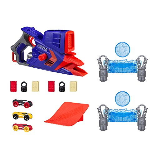 Rally Sports Car - Nerf Nitro Flash Fury Chaos