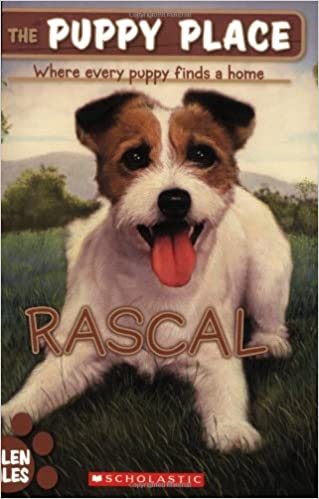 Amazoncom Rascal The Puppy Place 4 9780439793827 Ellen Miles