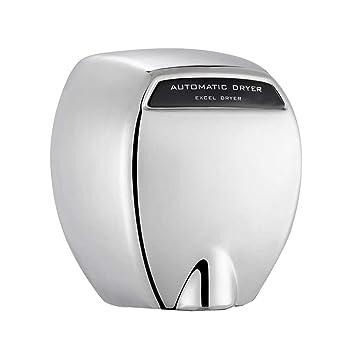 GCHOME Secadores de Mano Secador de Manos, secadores de Manos automáticos montados en la Pared del tocador del Cuarto de baño de la inducción: Amazon.es: ...