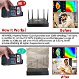 WiFi Router Cover EMF Blocking WiFi Router