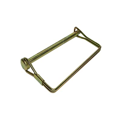 "BUYERS Wire Lock PIN 1/4"" X 3-3/4"" Square: Automotive"