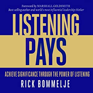 Listening Pays Audiobook