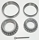 Rockwell American Trailer Axle Bearing Kit - Fits Most 3,500 lb Axles