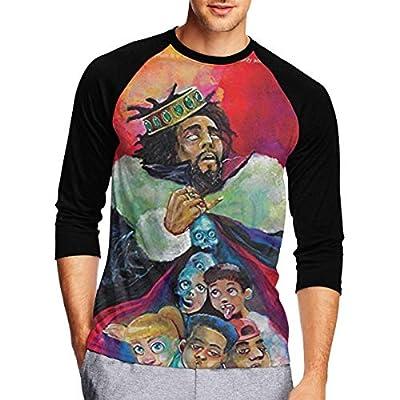 THORP.JENELLE J-Cole KOD Fashion Custom Men's 3D T-Shirt