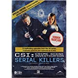 Les Experts: Tueurs en Série / Crimes Sexuels - CSI: Crime Scene Investigation: Serial Killers / Sex Crimes (English/French) 2003 (Widescreen) Régie au Québec